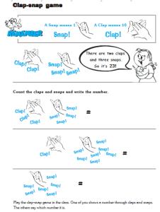 Clap-Snap